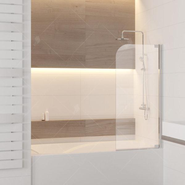 Шторка на ванну RGW SC-01