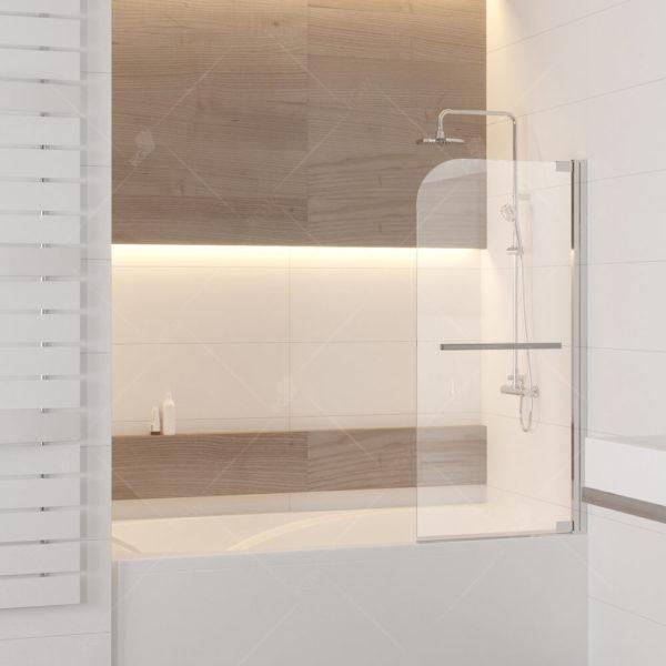 Шторка на ванну RGW SC-02
